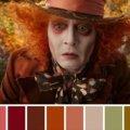 Culorile celor mai indragite filme