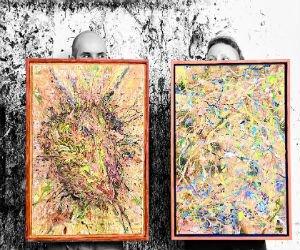 Jocurile mintii: Compozitii abstracte excentrice