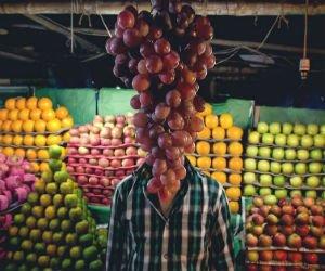 Oameni, fructe si o singura identitate