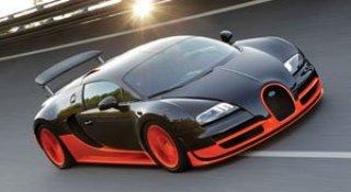 Cele mai rapide 10 masini din lume