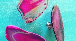 Noroc si pozitivitate: Decoratiuni semipretioase pentru casa