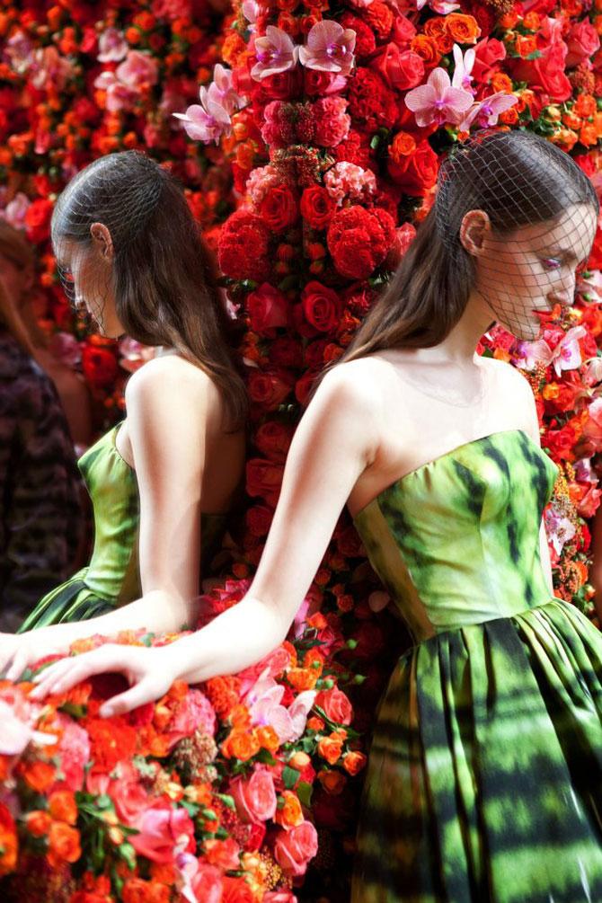 Poza 8 - Un milion de flori pentru Dior