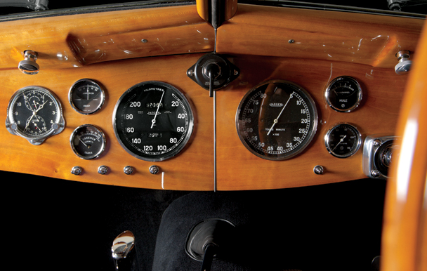 Cum arata garajul lui Ralph Lauren?