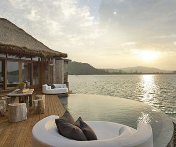 Paradisul privat din Cambodgia