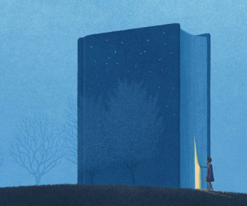 Capodopere literare, in ilustratii suprarealiste