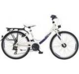 Bicicleta Kettler Layana Girl Purple, Cadru 15.3inch, Roti 26inch (Alb/Violet)