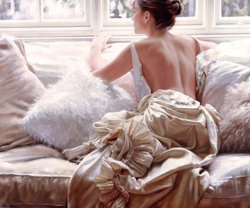 Tablouri romantice de Rob Hefferan