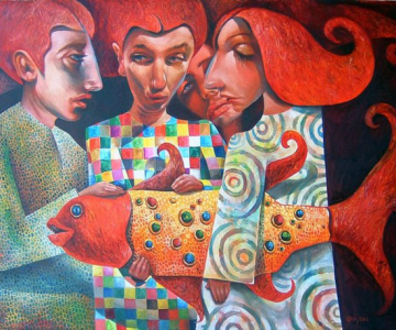 Picturi impresionante semnate Laimonas Smergelis