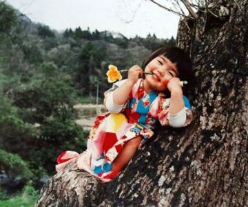 Aventurile unei minunate fetite din Japonia