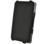Husa Flap Blautel 4-OK pentru Samsung Galaxy Note (Negru)
