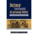 Dictionar enciclopedic de personaje biblice