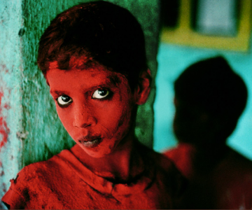 Viata neretusata cu Steve McCurry