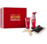 Set cadou Moschino Chic Petals 50ml + 50ml Body Lotion + Portofel pentru monede
