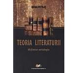 Teoria literaturii - dictionar antologie