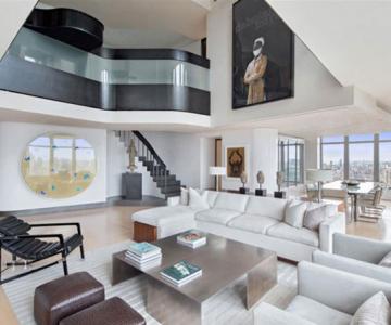 Penthouse deasupra Manhattanului