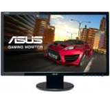 Monitor Gaming LED ASUS 24inch VE248HR, Full HD (1920 x 1080), VGA, DVI-D, HDMI, 1 ms GTG, Boxe (Negru)