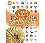 Sticker Activity Fantastic Fossils