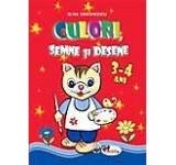 Culori semne si desene (3-4 ani)
