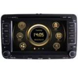 DVD Auto CarVision DNB-WV, Bluetooth, Navigator Full Europa, dedicat VW, Skoda, Seat