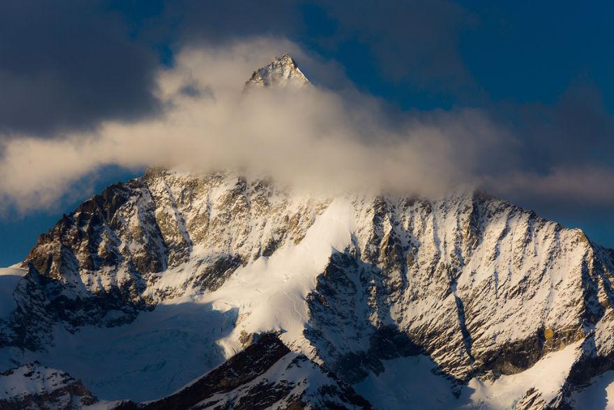 Maretia Alpilor pe timp de iarna - Poza 12