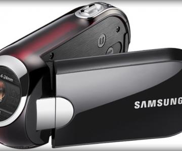 Samsung SMX C10 si C14