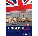 English today - Curs de engleza (carte DVD si CD audio) Vol. 5