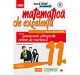Matematica de excelenta pentru concursuri olimpiade si centre de excelenta. Clasa a 11-a. Volumul I - algebra