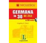Germana in 30 de zile si CD audio