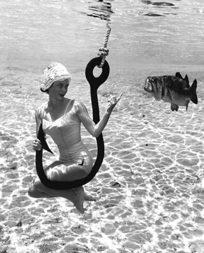 Fotografii subacvatice de exceptie, din 1938 - Poza 4