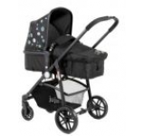 Carucior 2 in 1 Juju Happy In The Park (Negru)