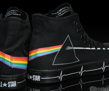 Converse Print Hi Pink Floyd