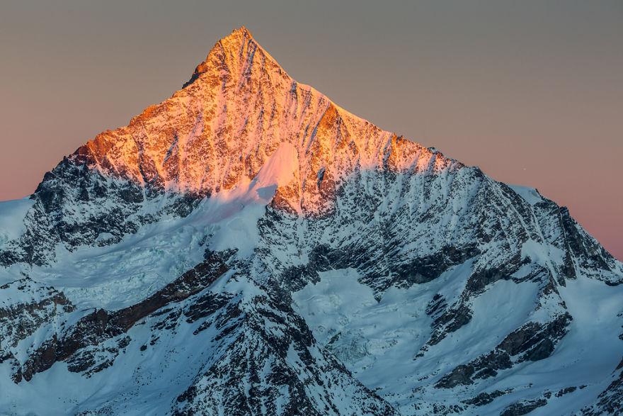 Maretia Alpilor pe timp de iarna - Poza 3