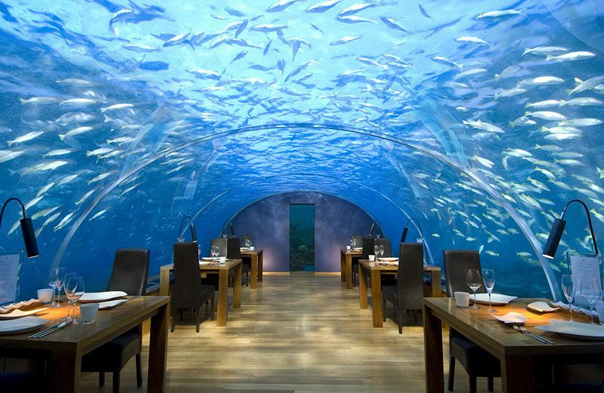 Distinctie si rafinament: Restaurante uluitoare din jurul lumii - Poza 5