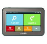 """Sistem de navigatie Mio Spirit 5400 LM, Ecran 4.3"""", Procesor 800 MHz, Actualizari pe viata a hartilor, Harta Romaniei"""