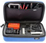 Geanta SP-Gadgets POV CASE GOPRO SMALL pentru camerele de actiune GoPro (Albastra)
