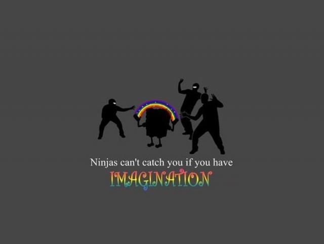 Ninja nu pot sa te prinda - Poza 6