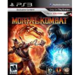 Warner Bros. Interactive Entertainment Mortal Kombat (PS3)
