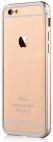 Bumper Devia Mighty DVMGHBPIPH6CG pentru Apple iPhone 6/6S (Auriu)