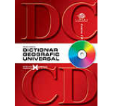 Dictionar geografic universal (contine CD)