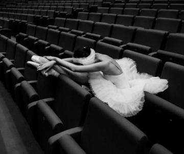 Sufletul picioarelor: Frumusetea nevazuta a baletului