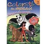 Colorati cu abtibilduri 2 - Imagini din povesti