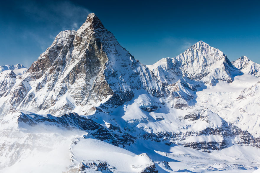 Maretia Alpilor pe timp de iarna - Poza 14