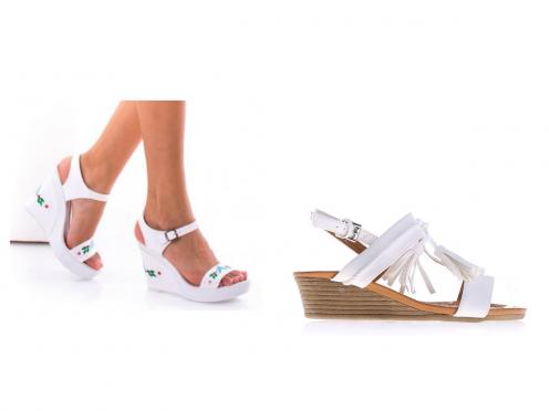Sandale cu platforma pentru vara 2017 - Poza 1