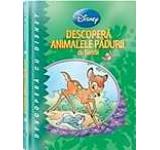 Descopera animalele padurii cu Bambi Vol. 4