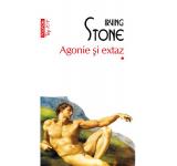 Agonie si extaz. Vol. 1, 2 - Irving Stone