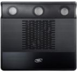Cooler Laptop Deepcool M3 15.6inch (Negru), Include 2 Boxe si Subwoofer