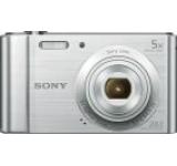 Aparat Foto Digital Sony DSCW800, 20MP (Argintiu)