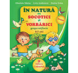 In natura cu Socotici si Vorbarici grupa mijlocie 4-5 ani
