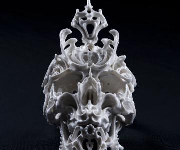 Craniile poetice ale lui Katsuyo Aoki