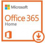 Microsoft Office 365 Home, 32/64 bit, Multi-Language, 1 an, 5 PC/MAC, Licenta ESD (Electronica)